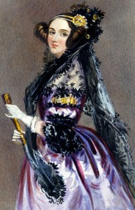 ada_lovelace _watercolor_portrait_of_ada_king_countess_of_lovelace_anthony_matabaro_free_downloads_apps_games_projects_robotics_quizs_live_wallpapers_more