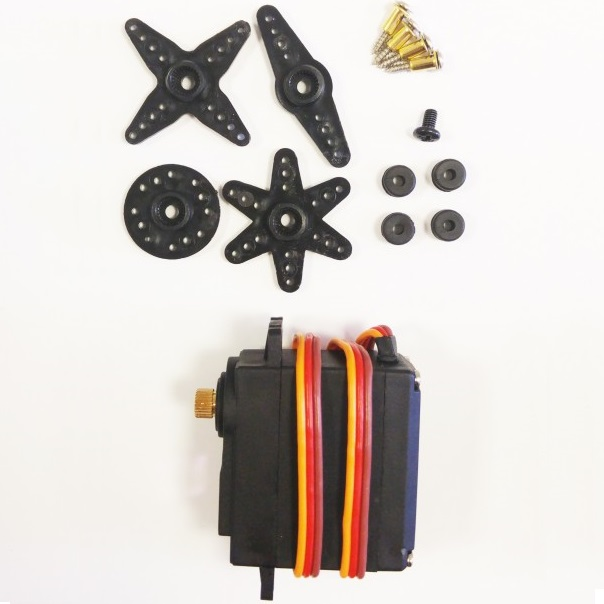 Robot Arm – 6DOF – Aluminium Kit Build Project | Anthony Matabaro