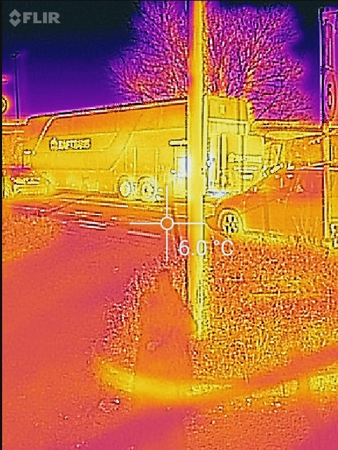 Thermal Imaging Camera – Pictures – Images – Videos – ETC