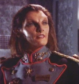Babylon 5 – 1994 – Death Walker – Played By Sarah Douglas – 02A
