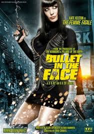 Bullet In The Face - 2012 - Martine Mahler - Played By Kate Kelton - 12