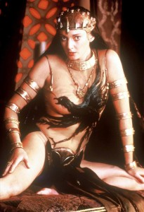 Conan The Destroyer – 1984 – Queen Taramis – Played By Sarah Douglas – 06