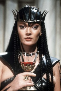 Conan The Destroyer – 1984 – Queen Taramis – Played By Sarah Douglas – 08