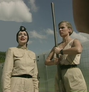 Dark Season – 1991 – Miss Pendragon – Played By Jacqueline Pearce – 04