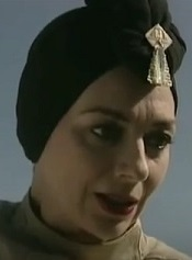 Dark Season – 1991 – Miss Pendragon – Played By Jacqueline Pearce – 05A