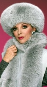 Dynasty – 1981 – Alexis Carrington Colby – Played By Joan Collins – 06A