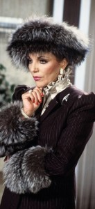 Dynasty – 1981 – Alexis Carrington Colby – Played By Joan Collins – 07B