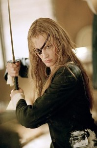 Kill Bill - 2003 - Elle Driver (California Mountain Snake) - Played By Daryl Hannah - 02