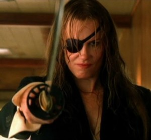 Kill Bill - 2003 - Elle Driver (California Mountain Snake) - Played By Daryl Hannah - 05