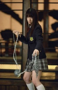 Kill Bill – 2003 – Gogo Yubari – Played By Chiaki Kuriyama – 05