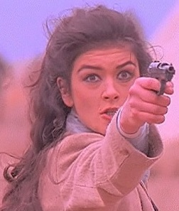 The Young Indiana Jones Chronicles – 1993 – Maya – Played By Catherine Zeta-Jones – 03A