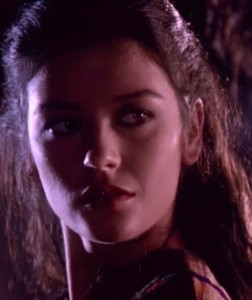 The Young Indiana Jones Chronicles – 1993 – Maya – Played By Catherine Zeta-Jones – 05A